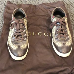 Gucci Beige Ebon